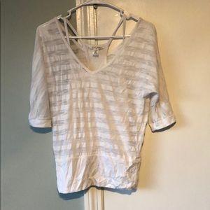 Tops - White tunic top